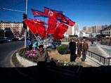 Пхеньян, апрель 2012 года