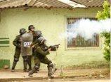 В Боливии 30 сотрудников полицейского спецподразделения захватили казармы в 100 метрах от президентского дворца в Ла-Пасе