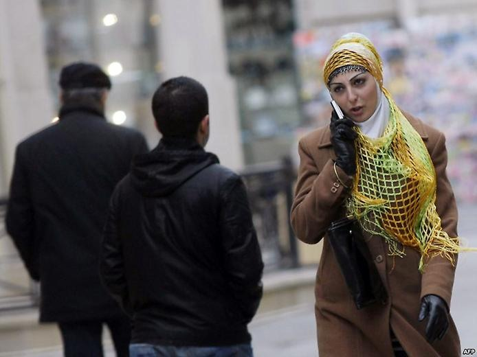 Почему не ходят в мечеть женщины