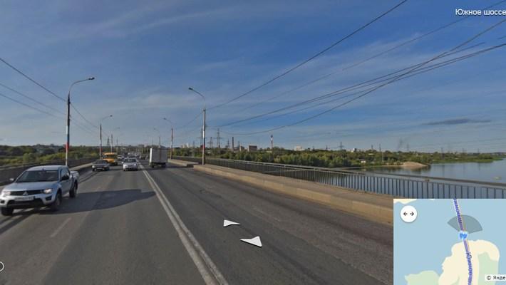 В следующем году Южный мост ждет капитальный ремонт