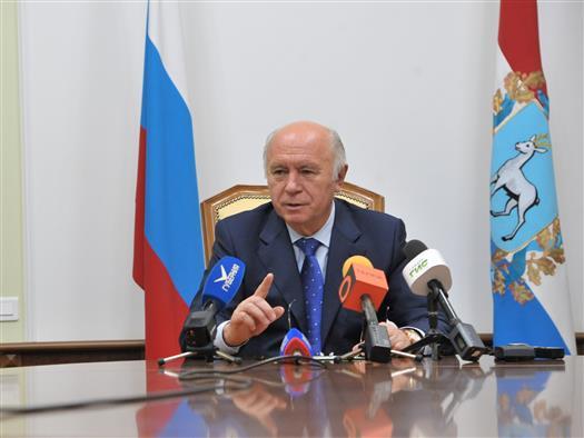 """Губернатор: """"Провокации не оказали влияния на результаты выборов"""""""