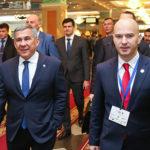 Рустам Минниханов и Сергей Иванов