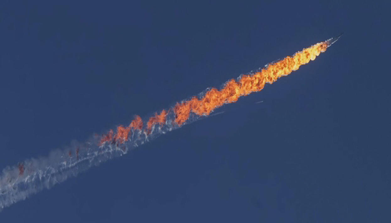 временем степень сбитый российский самолет над турцией СПб нет традиции