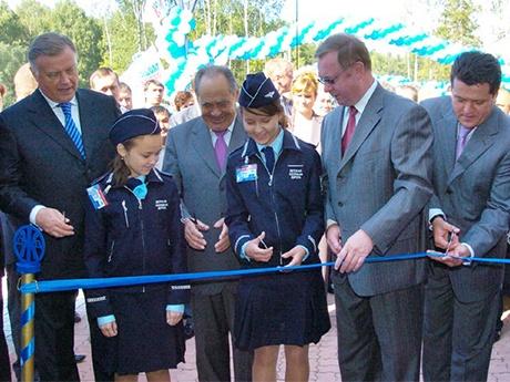 В 2007-м, в День города состоялось тожественное открытие Казанской детской железной дороги