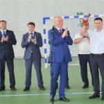 """Николай Меркушкин: """"Символично, что новый спорткомплекс в Самаре начал работать в день открытия летней Олимпиады"""""""