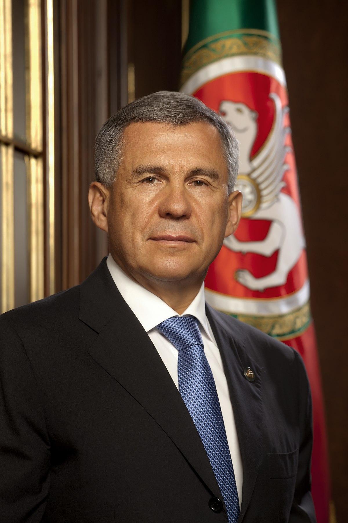 Поздравления президенту рт минниханову