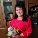 Зольфия Салахова на 1 май